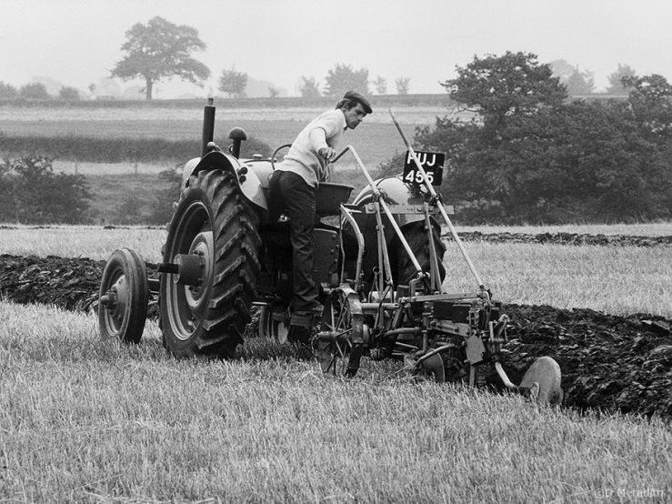 Cheshire Ploughing Match