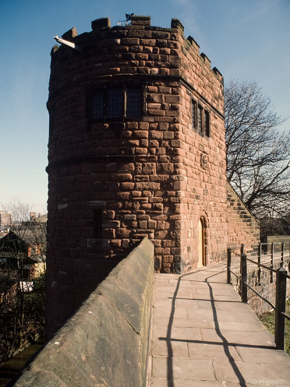 King Charles Tower.