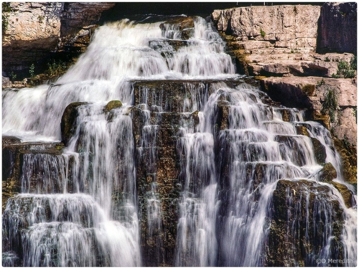 Falling Water.