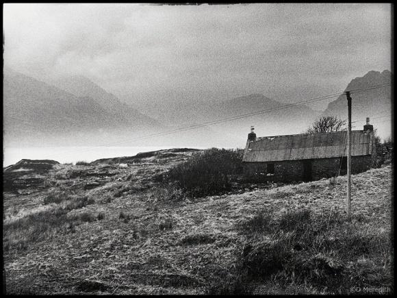Abandoned Cottage.