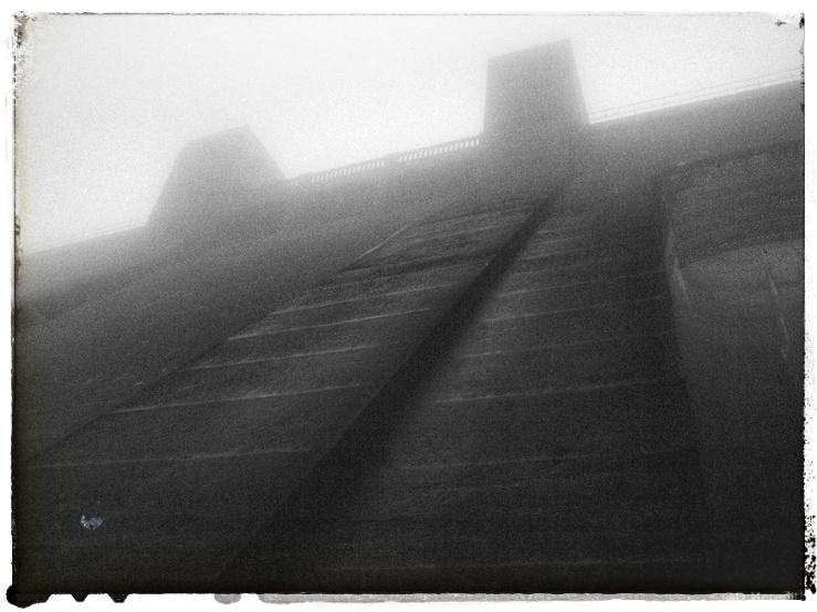 Foggy Dam.