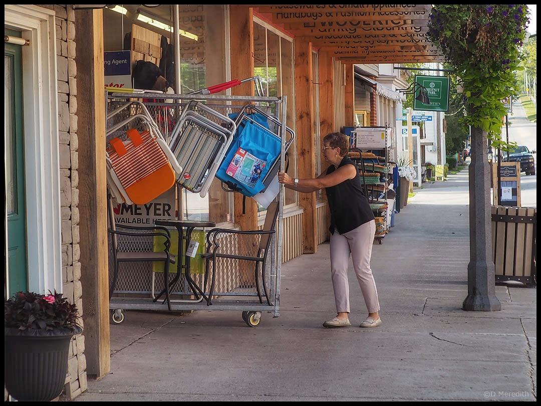 Weekly Prompts Photo Challenge: Store Displays.