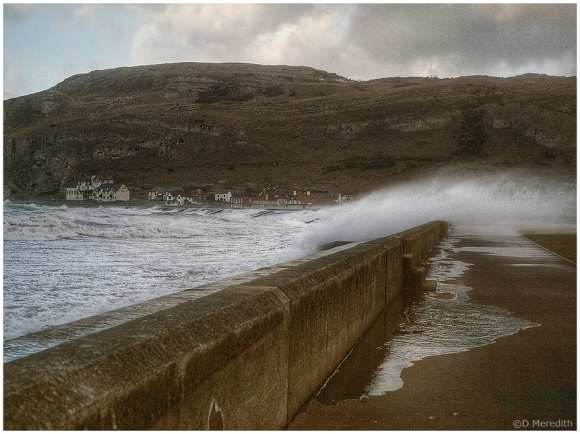 Throwback Thursday: Great Orme Storm