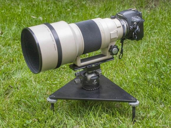Fan Of... Olympus OM Zuiko 350mm