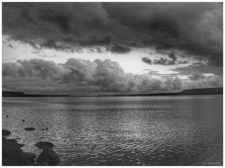 Cee's Black and White Photo Challenge: Clouds