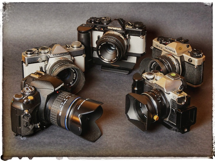 Fan Of... Olympus Cameras