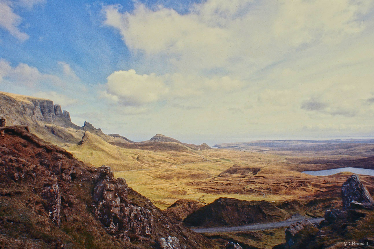 Travel Tuesday: The Quiraing