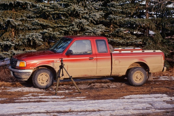 Ford Ranger picku