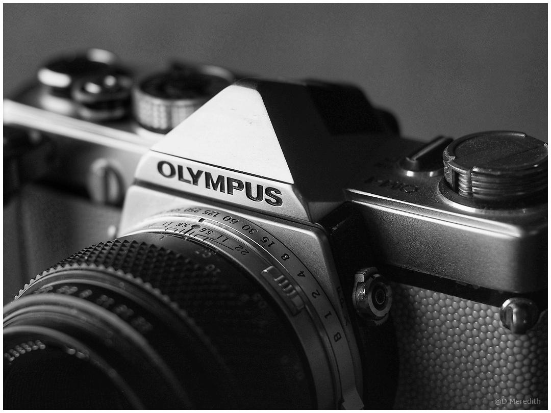 Olympus OM system cameras