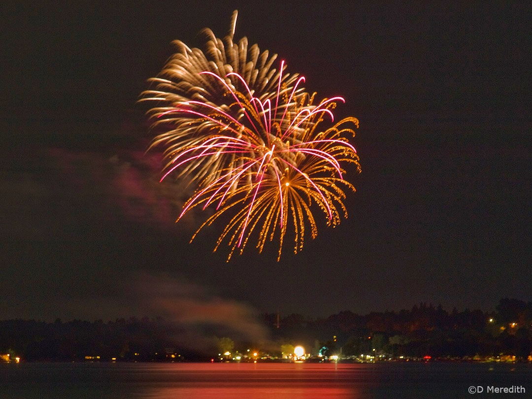 Travel Tuesday: Holiday Fireworks