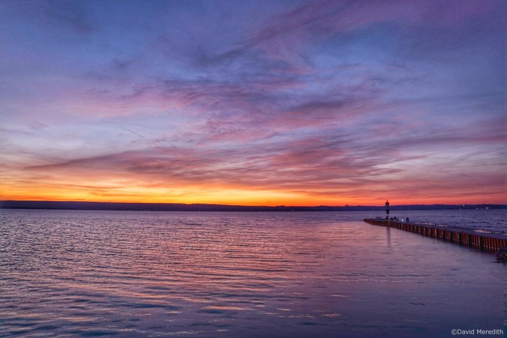 Travel Tuesday: Dock at Dawn
