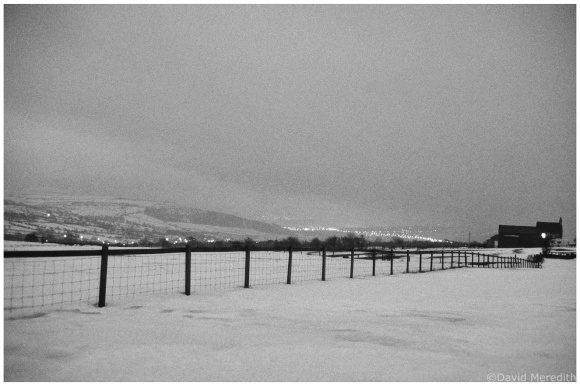 CBWC: Fence in the Snow