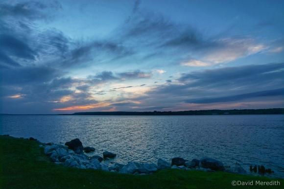 2021: Clouds at Sunrise