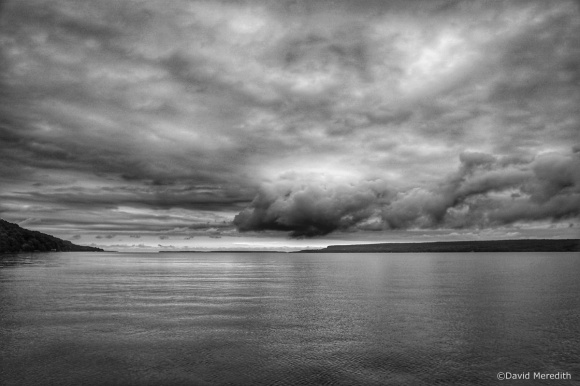 CBWC: Large Clouds Over the Bay