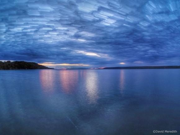 2021: Dawn Clouds