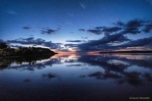 Travel Tuesday: Cloud at Dawn