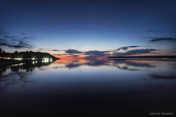 2021: Colpoy's Bay at Dawn