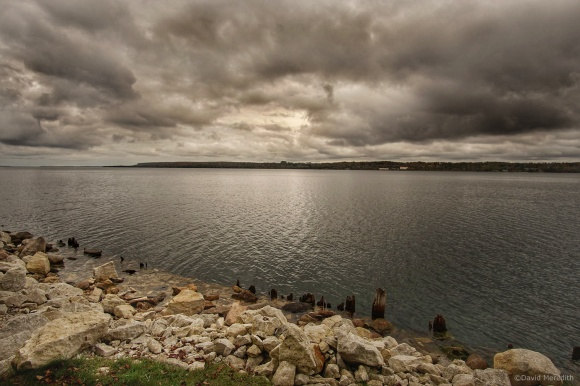 Getting Back to Basics: Storm Clouds Over the Bay